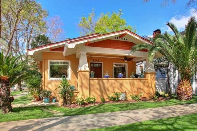 330 23rd Street, Sacramento, CA 95816 (MLS #20018034) :: Heidi Phong Real Estate Team