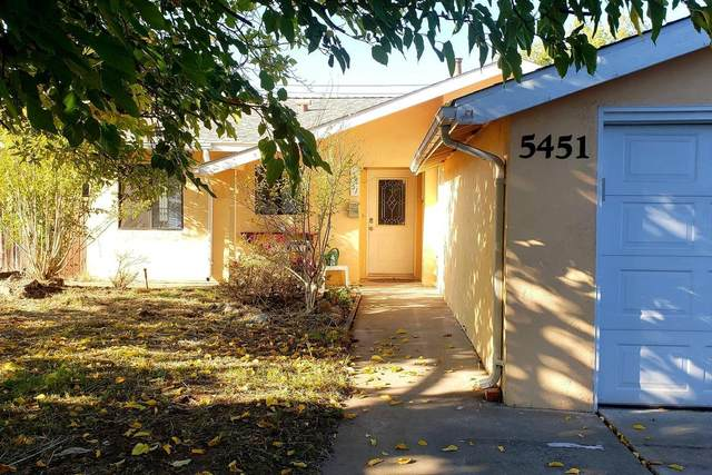 5451 Earnell Street, Carmichael, CA 95608 (MLS #20018041) :: REMAX Executive