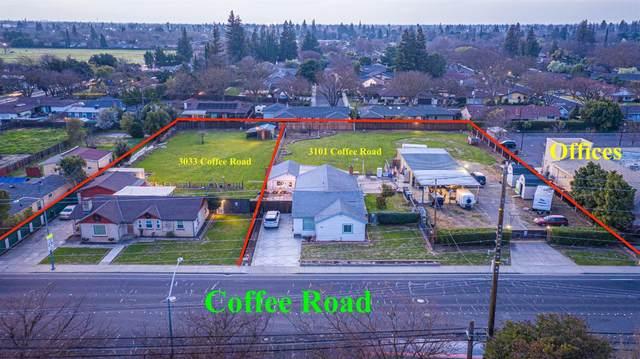 3101 Coffee Road, Modesto, CA 95355 (MLS #20018073) :: REMAX Executive