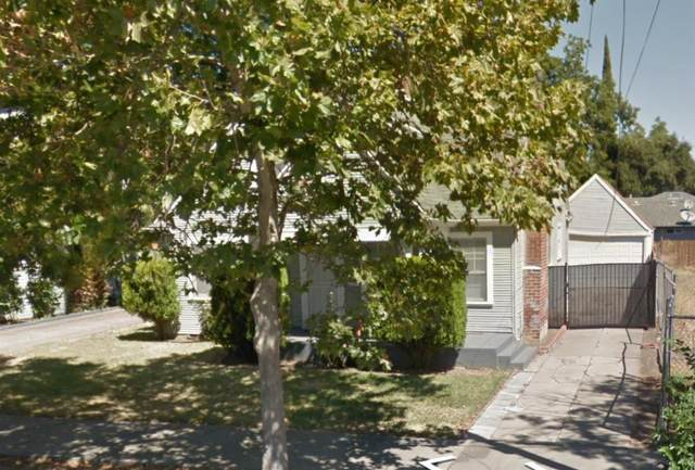 619 W Magnolia Street, Stockton, CA 95203 (MLS #20018371) :: Dominic Brandon and Team