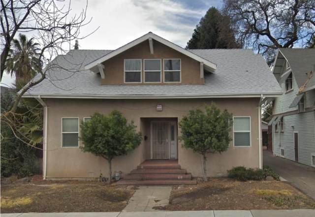 337 W Acacia Street, Stockton, CA 95203 (MLS #20018383) :: Dominic Brandon and Team