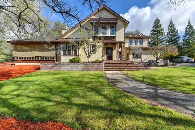 13575 Moss Rock Drive, Auburn, CA 95602 (MLS #20018394) :: The MacDonald Group at PMZ Real Estate
