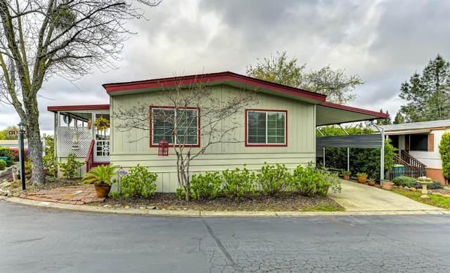 2681 Cameron Park Drive #135, Cameron Park, CA 95682 (MLS #20018414) :: REMAX Executive