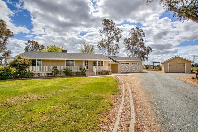 12350 Woods Road, Wilton, CA 95693 (MLS #20018623) :: The MacDonald Group at PMZ Real Estate