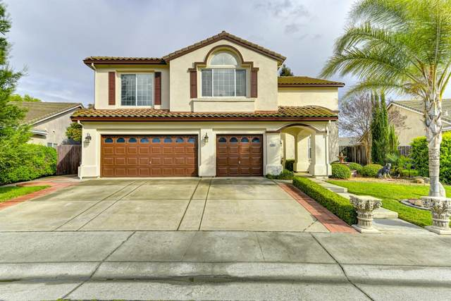 3907 Bilsted Way, Sacramento, CA 95834 (MLS #20018692) :: Dominic Brandon and Team