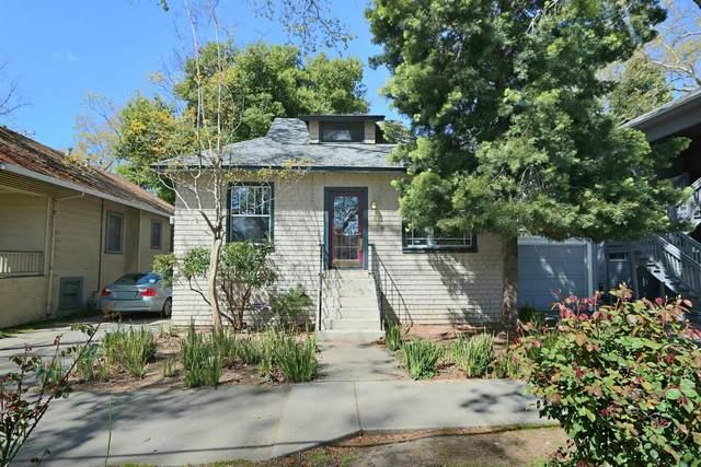 608 29th Street, Sacramento, CA 95816 (MLS #20018805) :: Heidi Phong Real Estate Team