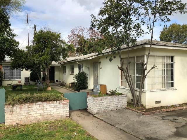 1403 Bronson Avenue, Modesto, CA 95350 (MLS #20018908) :: Dominic Brandon and Team