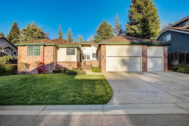2549 Carnelian Circle, El Dorado Hills, CA 95762 (MLS #20019812) :: Keller Williams - Rachel Adams Group