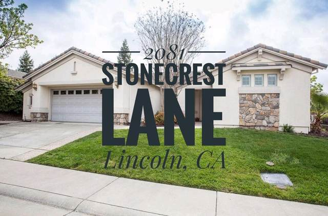 2081 Stonecrest Lane, Lincoln, CA 95648 (MLS #20019829) :: The MacDonald Group at PMZ Real Estate