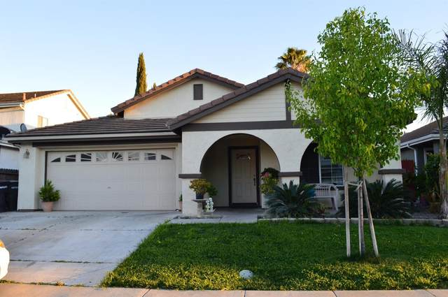 1126 Pipit Drive, Patterson, CA 95363 (MLS #20019861) :: The MacDonald Group at PMZ Real Estate