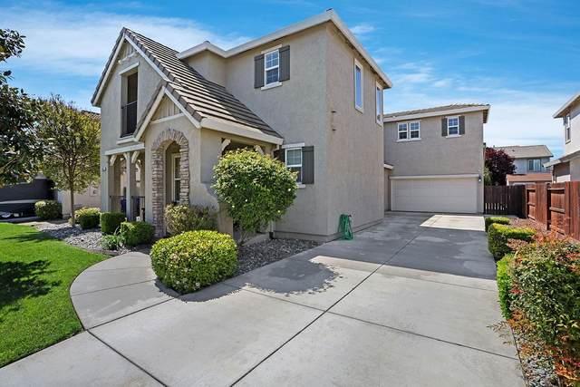 1663 Hometown Lane, Manteca, CA 95337 (MLS #20019919) :: The MacDonald Group at PMZ Real Estate