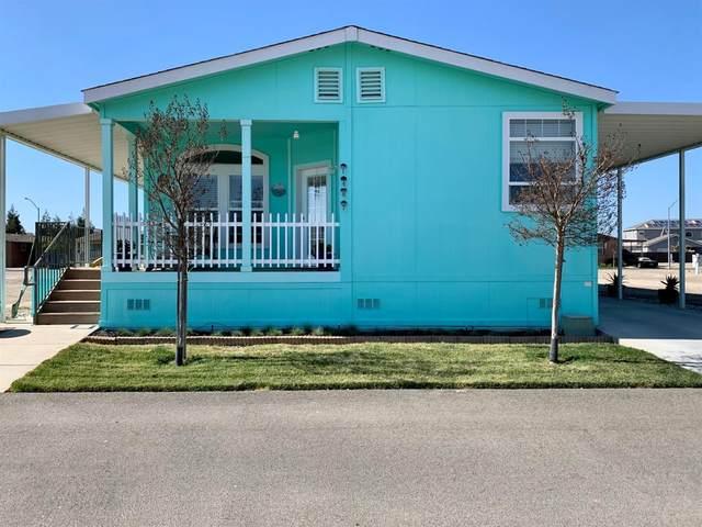 1487 Monte Cristo Way #83, Livingston, CA 95334 (MLS #20019993) :: The MacDonald Group at PMZ Real Estate
