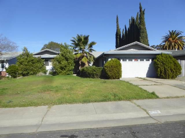 311 Paragon Avenue, Stockton, CA 95210 (MLS #20020286) :: Keller Williams Realty
