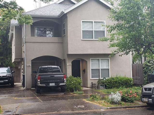 703-705 26th Street, Sacramento, CA 95816 (MLS #20020302) :: Heidi Phong Real Estate Team