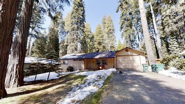 5805 Marjorie Way, Pollock Pines, CA 95726 (MLS #20020425) :: The MacDonald Group at PMZ Real Estate