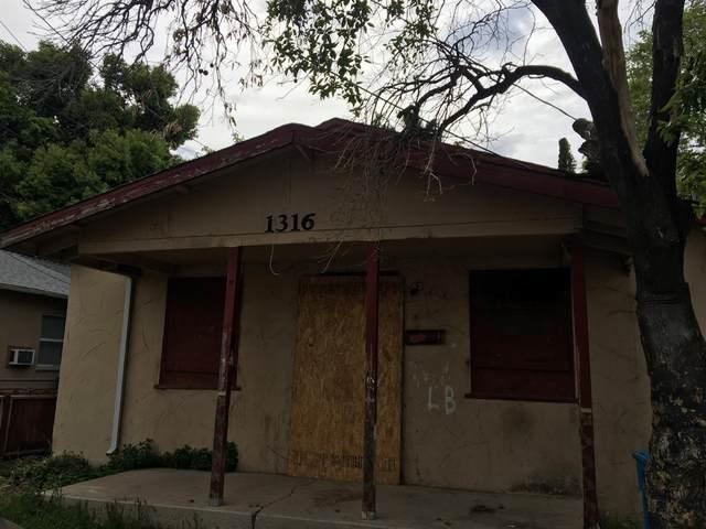 1316 Lemon, Marysville, CA 95901 (MLS #20020528) :: The MacDonald Group at PMZ Real Estate