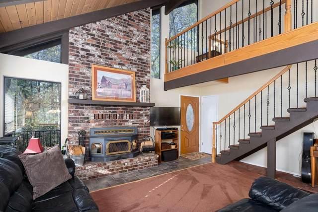 5340 Davenport Road, Placerville, CA 95667 (MLS #20020565) :: The MacDonald Group at PMZ Real Estate