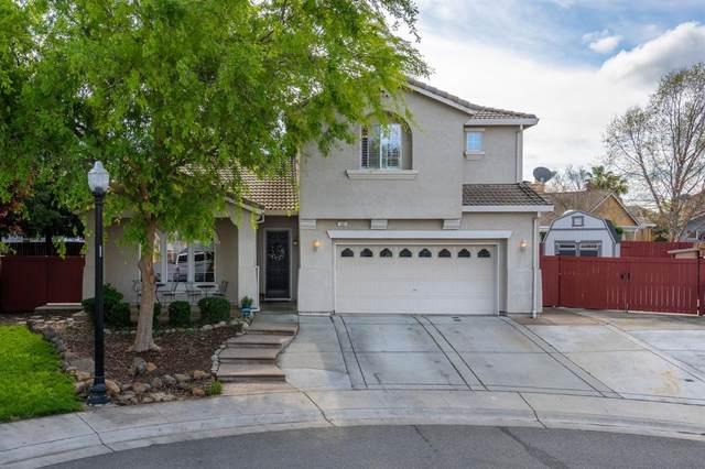 12 Button Court, Sacramento, CA 95835 (MLS #20020567) :: Heidi Phong Real Estate Team