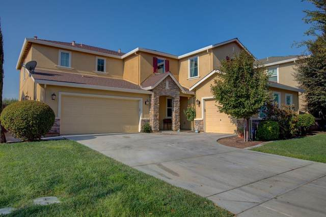 1132 Fountain Grass Drive, Patterson, CA 95363 (MLS #20020589) :: The MacDonald Group at PMZ Real Estate