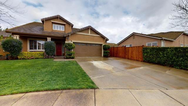 4424 Crown Valley Way, Modesto, CA 95356 (MLS #20020651) :: The MacDonald Group at PMZ Real Estate