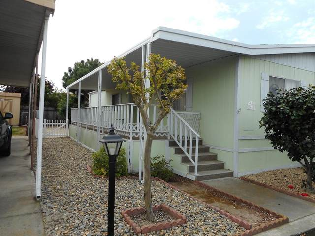 1400 N Tully Road #41, Turlock, CA 95380 (MLS #20020780) :: The MacDonald Group at PMZ Real Estate