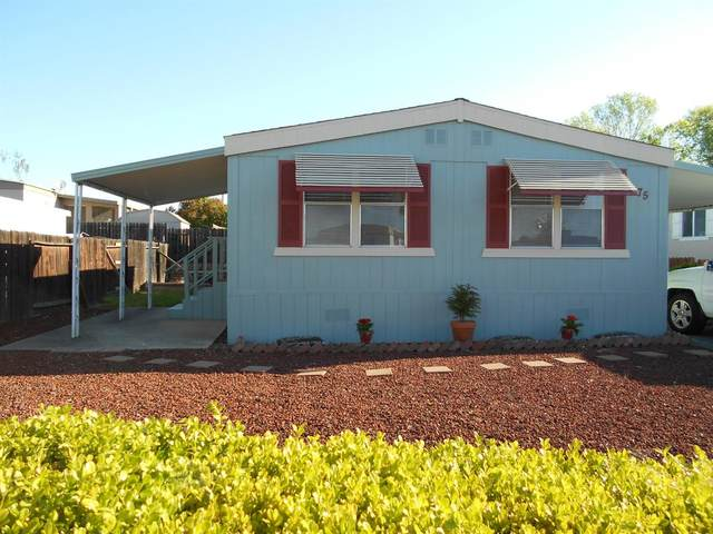 1130 White Rock Road #75, El Dorado Hills, CA 95762 (MLS #20022034) :: Keller Williams - The Rachel Adams Lee Group