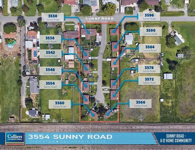 3554 Sunny Road, Stockton, CA 95215 (MLS #20022622) :: Dominic Brandon and Team