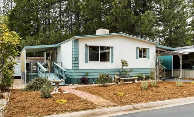 80 Primrose Lane, Grass Valley, CA 95945 (MLS #20023346) :: Keller Williams - The Rachel Adams Lee Group
