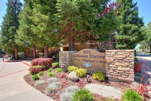 501 Gibson Drive #1021, Roseville, CA 95678 (MLS #20023639) :: Keller Williams - The Rachel Adams Lee Group