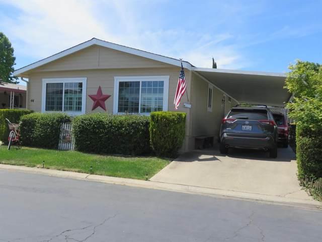 700 2nd Street #44, Galt, CA 95632 (MLS #20023679) :: Heidi Phong Real Estate Team