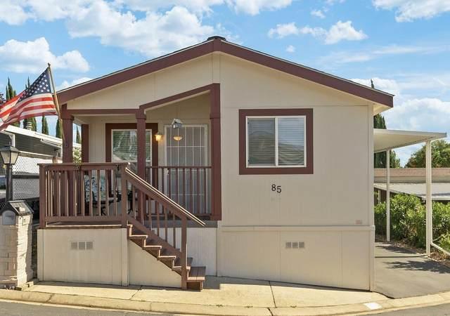 2681 Cameron Park Drive #85, Cameron Park, CA 95682 (MLS #20023847) :: REMAX Executive