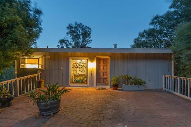 34 Vineyard Drive, San Rafael, CA 94901 (MLS #20023883) :: The Merlino Home Team