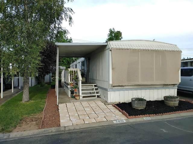 7400 Sylmar Lane #207, Sacramento, CA 95842 (MLS #20024701) :: Keller Williams - The Rachel Adams Lee Group