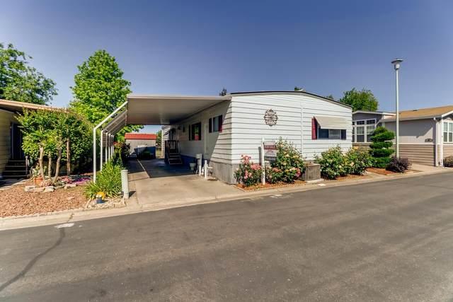 8665 Florin Road #63, Sacramento, CA 95828 (MLS #20025336) :: Keller Williams - Rachel Adams Group