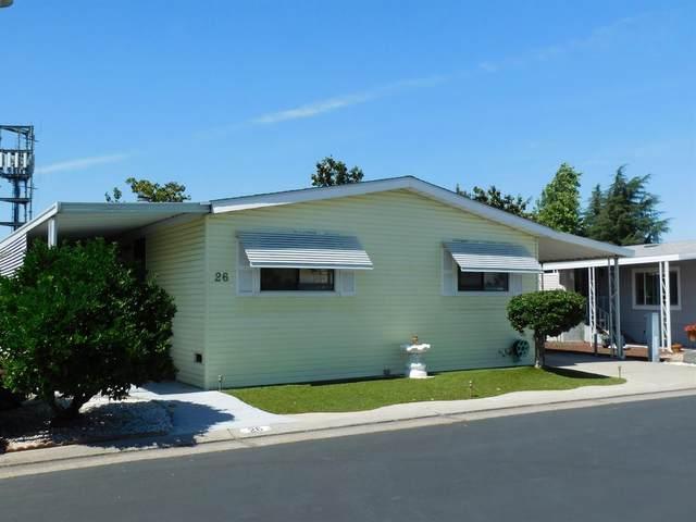 6706 Tam O Shanter Drive #26, Stockton, CA 95210 (MLS #20026339) :: Keller Williams - The Rachel Adams Lee Group