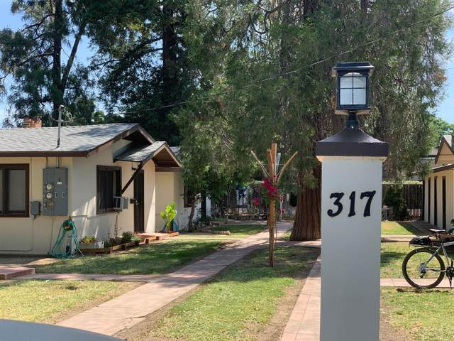 317 Cleveland Street, Woodland, CA 95695 (MLS #20026473) :: Keller Williams - The Rachel Adams Lee Group