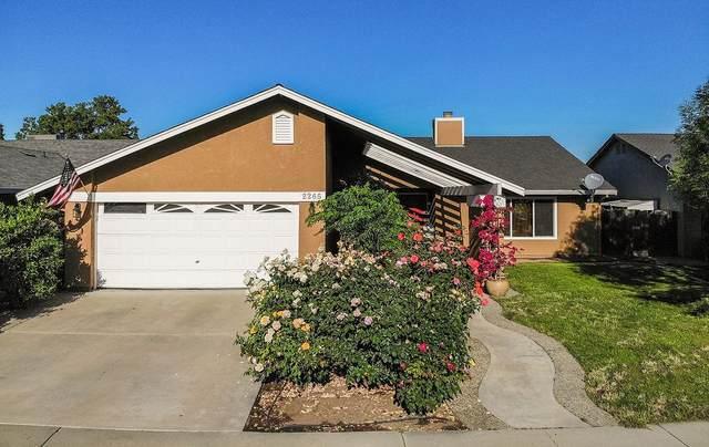 2265 Seattle Court, Turlock, CA 95382 (MLS #20026869) :: The MacDonald Group at PMZ Real Estate