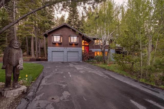 13007 Hansel Ave, Truckee, CA 96161 (MLS #20026906) :: The MacDonald Group at PMZ Real Estate