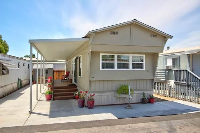 880 E F #21, Oakdale, CA 95361 (MLS #20027243) :: Keller Williams - The Rachel Adams Lee Group