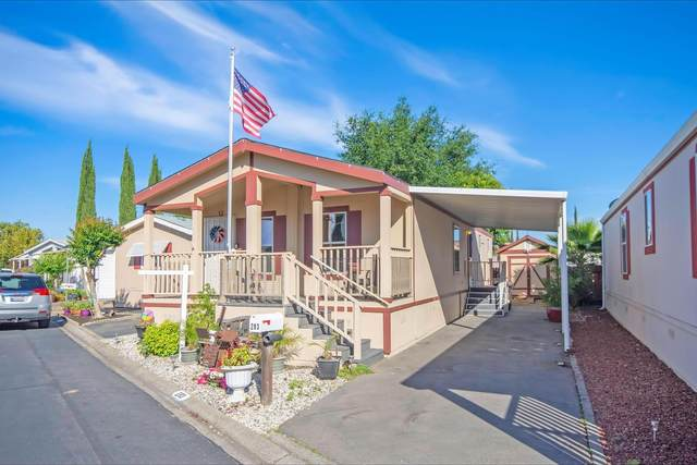 283 Heritage Glen Lane, Rancho Cordova, CA 95670 (MLS #20027887) :: Keller Williams - Rachel Adams Group