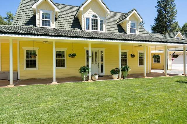 20400 Ponderosa Way, Fiddletown, CA 95629 (MLS #20029042) :: Heidi Phong Real Estate Team