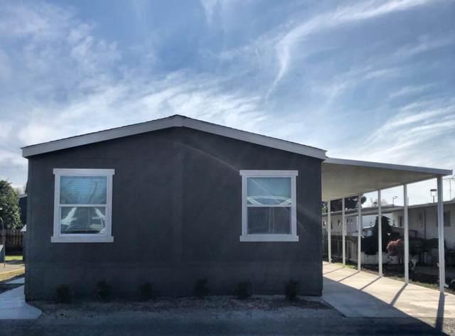 2307 Oakdale Road #11, Modesto, CA 95355 (MLS #20029287) :: Keller Williams - The Rachel Adams Lee Group