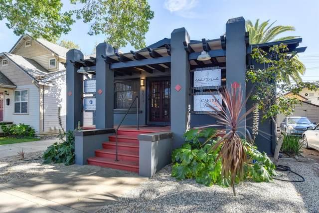 2018 X Street, Sacramento, CA 95818 (MLS #20029360) :: Heidi Phong Real Estate Team