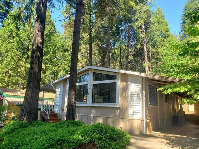 6165 Pony Express Trail #34, Pollock Pines, CA 95726 (MLS #20029379) :: Keller Williams - The Rachel Adams Lee Group