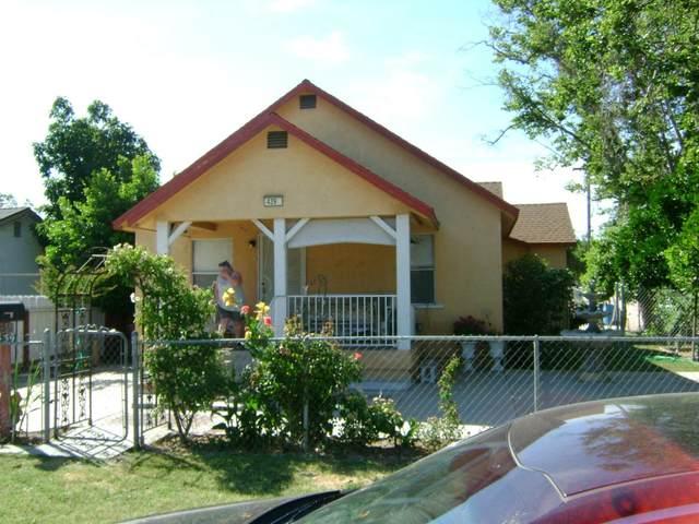 439 Mill Street, Turlock, CA 95380 (MLS #20029545) :: Dominic Brandon and Team