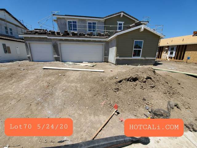 1628 Ryegrass Way, Los Banos, CA 93635 (MLS #20029556) :: The Merlino Home Team