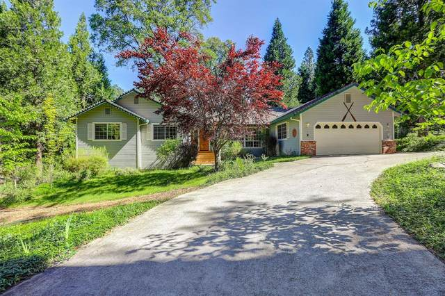 12730 High Sierra Drive, Grass Valley, CA 95945 (MLS #20029630) :: The MacDonald Group at PMZ Real Estate