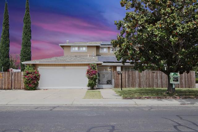 2801 Stanfield Drive, Stockton, CA 95209 (MLS #20029778) :: Keller Williams - Rachel Adams Group
