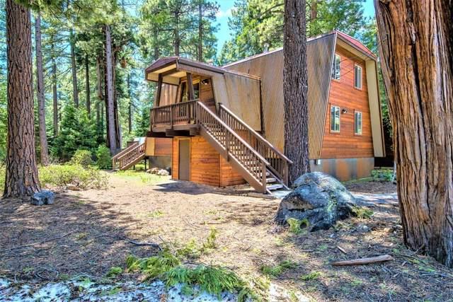 177 Dollar Dr, Tahoe City, CA 96145 (MLS #20029808) :: The MacDonald Group at PMZ Real Estate