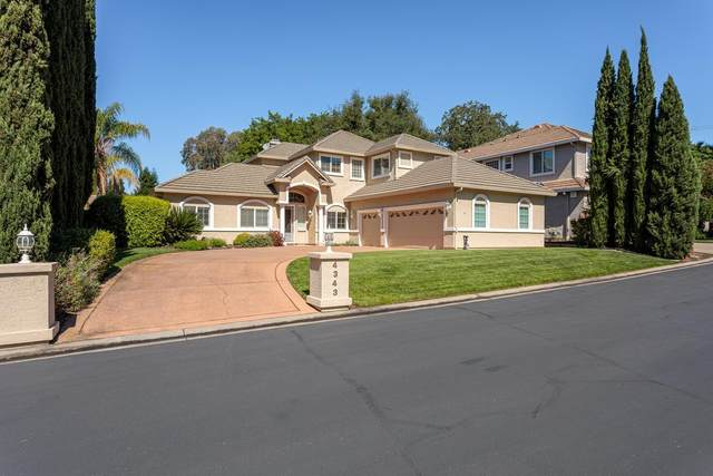 4343 Kentwood Lane, Fair Oaks, CA 95628 (MLS #20030115) :: The MacDonald Group at PMZ Real Estate